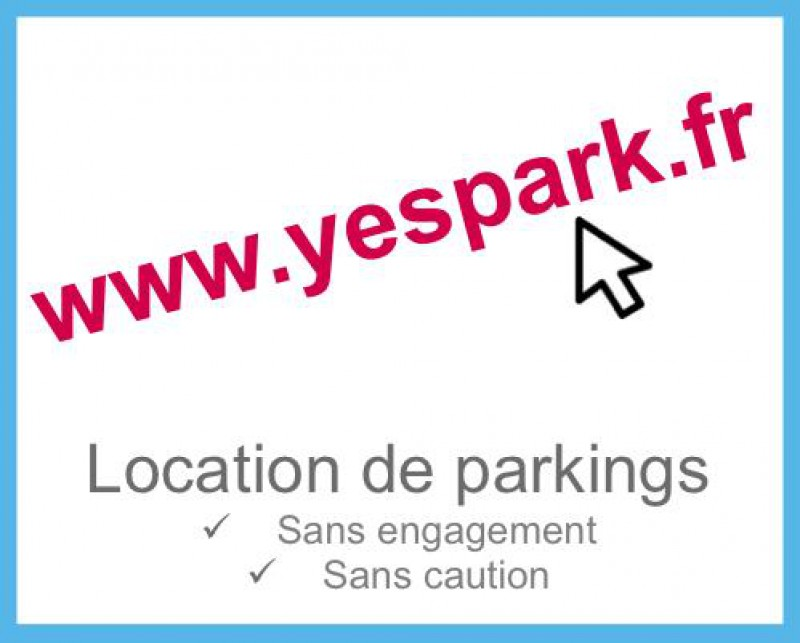Annonce location parking garage le blanc mesnil 93150 for Garage 4 etoiles blanc mesnil